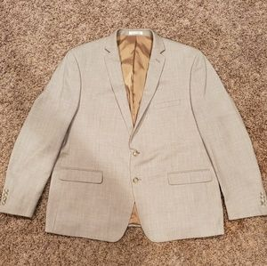 Van Heusen Suit Jacket Blazer 50R Slim Fit